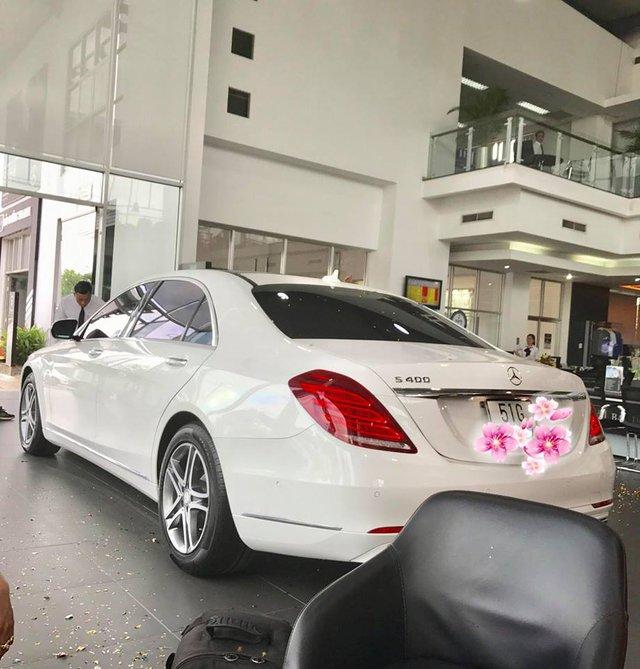 Top 5 Hoa hậu Việt Nam 2012 Phan Thị Mơ tậu Mercedes-Benz S400 trị giá 4 tỷ Đồng - Ảnh 4.