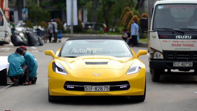 Triển lãm VIMS 2017 nóng trước giờ G với dàn xe thể thao hàng chục tỷ Đồng đồng loạt xuất hiện - Ảnh 4.