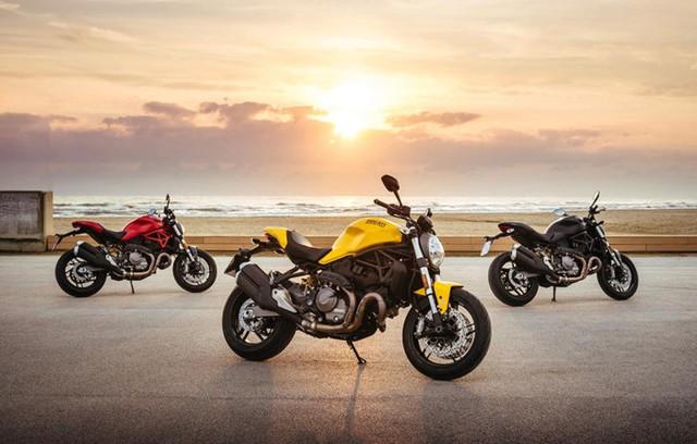 Ducati Monster 821 2018: nâng cấp thiết kế, giảm thiểu sức mạnh - Ảnh 6.