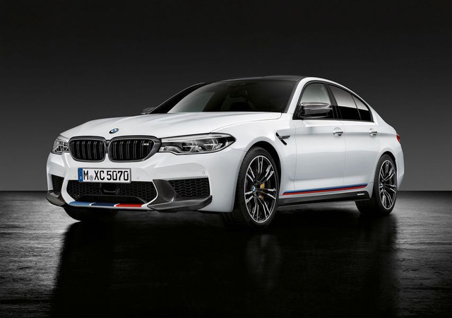 Những điều thú vị của BMW M5 Performance mới ra mắt - Ảnh 7.