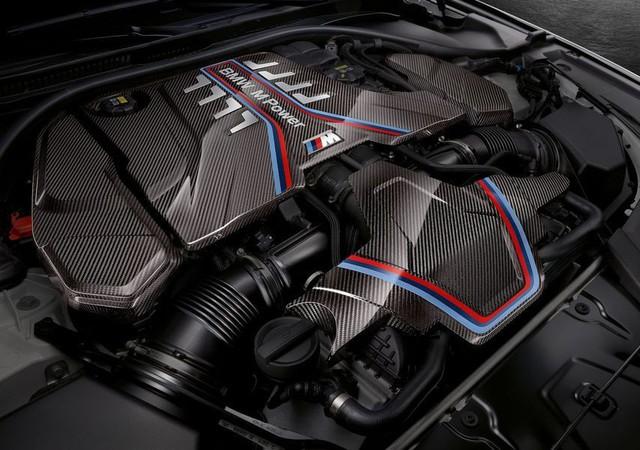 Những điều thú vị của BMW M5 Performance mới ra mắt - Ảnh 2.