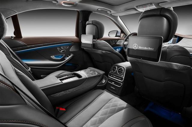 10 mẫu sedan sở hữu công nghệ ấn tượng nhất 2017 - Ảnh 7.