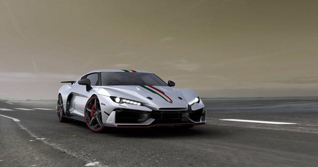 Xem siêu xe Italdesign ZeroUno trị giá 36 tỷ Đồng được vận chuyển vào triển lãm Geneva 2017 - Ảnh 3.