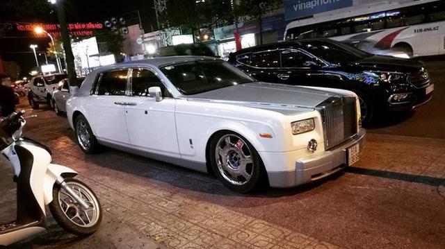 Bộ sưu tập xe Rolls-Royce của ông chủ cà phê Trung Nguyên - Ảnh 3.