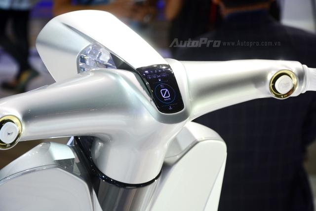Yamaha Glorious - Xe concept mang âm hưởng nhạc cụ độc đáo - Ảnh 9.