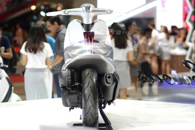 Yamaha Glorious - Xe concept mang âm hưởng nhạc cụ độc đáo - Ảnh 4.