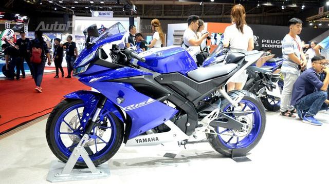 Yamaha R15 sắp được bán chính hãng tại Việt Nam với mức giá nào?