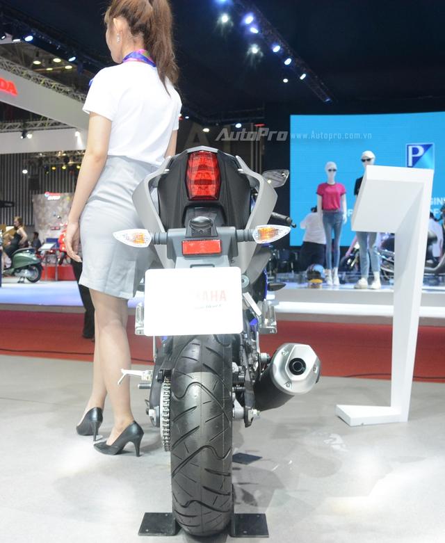 Cận cảnh Yamaha R15 3.0 2017 đầu tiên xuất hiện tại Việt Nam - Ảnh 13.