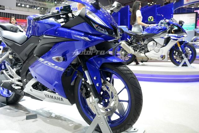 Cận cảnh Yamaha R15 3.0 2017 đầu tiên xuất hiện tại Việt Nam - Ảnh 7.