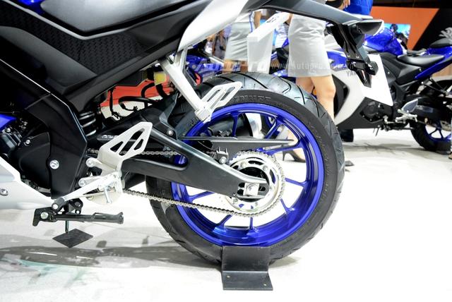 Cận cảnh Yamaha R15 3.0 2017 đầu tiên xuất hiện tại Việt Nam - Ảnh 11.