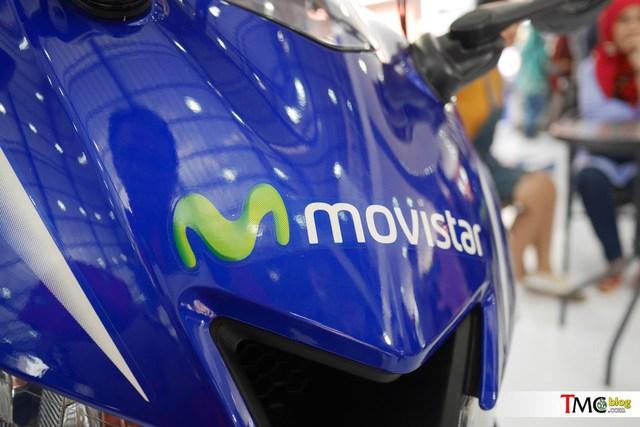 Mô tô thể thao Yamaha R15 3.0 có thêm phiên bản Movistar mới - Ảnh 3.