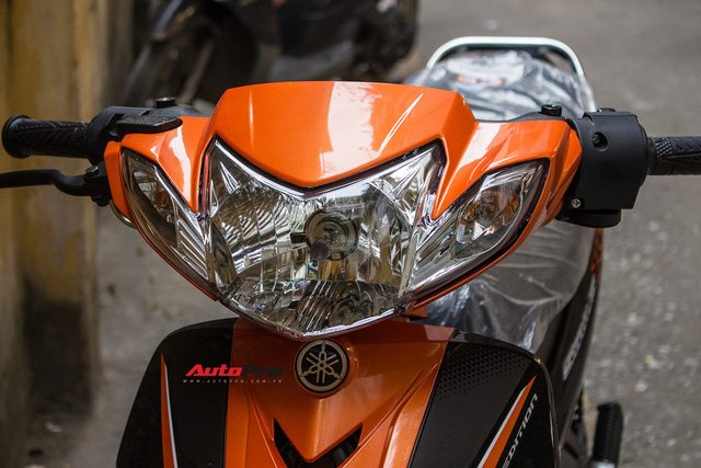 Chi tiết xe máy bán chạy nhất Việt Nam trong bản màu mới - Ảnh 6.