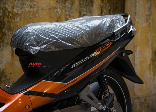 Chi tiết xe máy bán chạy nhất Việt Nam trong bản màu mới - Ảnh 5.