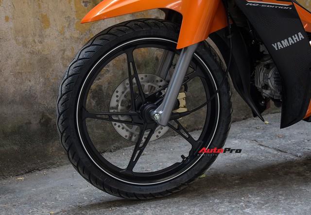 Chi tiết xe máy bán chạy nhất Việt Nam trong bản màu mới - Ảnh 8.