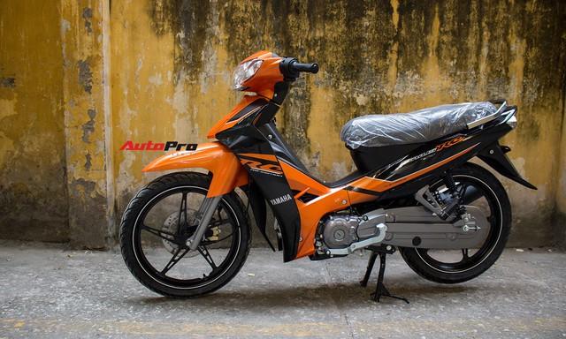Chi tiết xe máy bán chạy nhất Việt Nam trong bản màu mới - Ảnh 7.