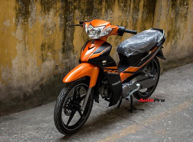 Chi tiết xe máy bán chạy nhất Việt Nam trong bản màu mới - Ảnh 1.