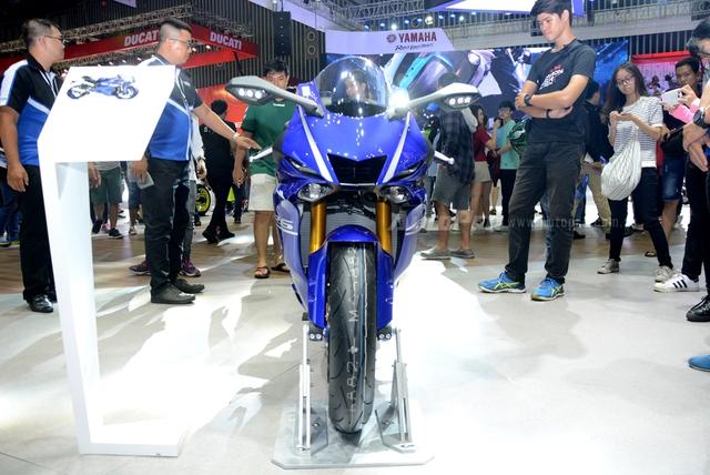 Cận cảnh ngựa hoang Yamaha YZF-R6 2017 tại Việt Nam - Ảnh 1.