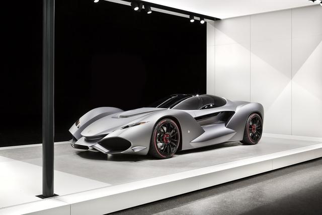 Zagato IsoRivolta Vision Gran Turismo - Siêu xe mang xác Ý, hồn Mỹ - Ảnh 4.