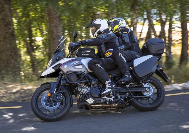 Cạnh tranh Ducati Multistrada 950, Suzuki V-Strom 1000 ABS chính hãng chốt giá 419 triệu đồng - Ảnh 1.