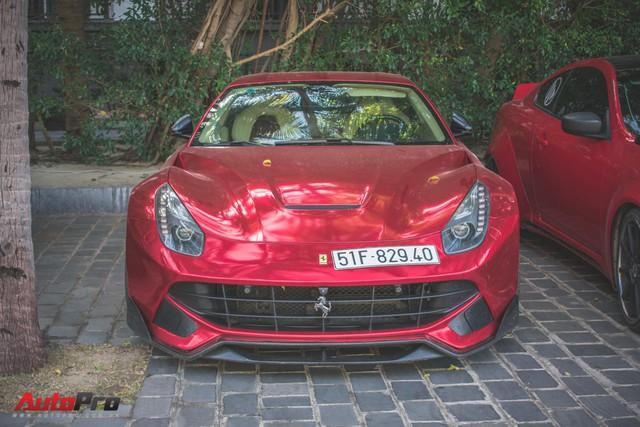 Minh Nhựa, Cường Đô-la cùng dàn siêu xe đầy màu sắc du xuân tại Phan Thiết - Ảnh 12.