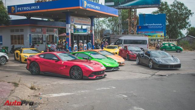 Minh Nhựa, Cường Đô-la cùng dàn siêu xe đầy màu sắc du xuân tại Phan Thiết - Ảnh 25.