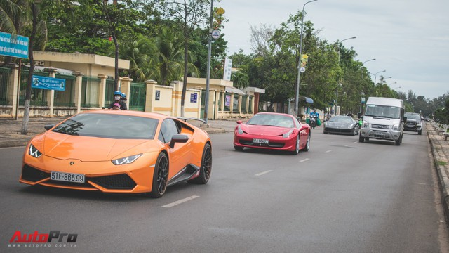 Minh Nhựa, Cường Đô-la cùng dàn siêu xe đầy màu sắc du xuân tại Phan Thiết - Ảnh 28.