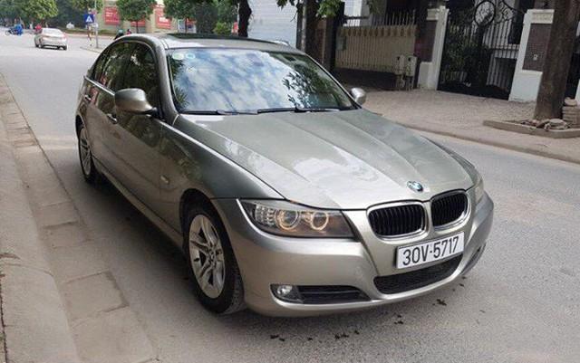 BMW 320i 2009 rao bán lại giá ngang Toyota Vios số sàn - Ảnh 1.
