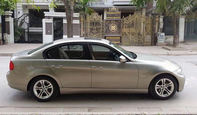 BMW 320i 2009 rao bán lại giá ngang Toyota Vios số sàn - Ảnh 2.