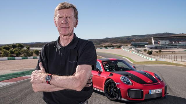 Porsche và mối lương duyên với tay đua rally lừng lẫy thế giới