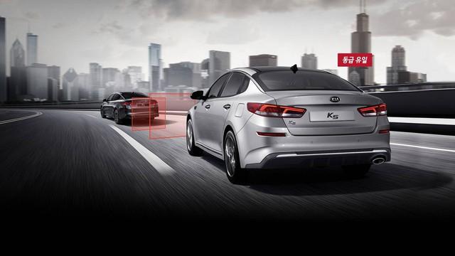 Kia hé lộ Optima facelift thông qua K5 mới tại Hàn Quốc - Ảnh 12.