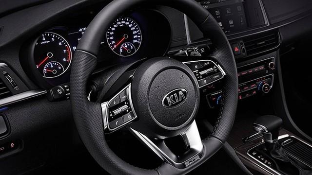 Kia hé lộ Optima facelift thông qua K5 mới tại Hàn Quốc - Ảnh 7.