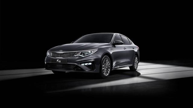 Kia hé lộ Optima facelift thông qua K5 mới tại Hàn Quốc - Ảnh 1.