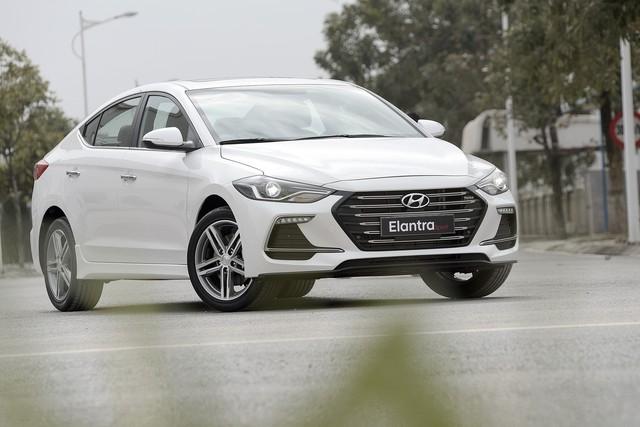 Đấu Mazda3, Hyundai Elantra Sport giá 729 triệu đồng tại Việt Nam - Ảnh 5.
