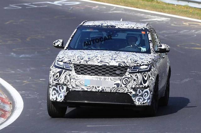 Range Rover Velar SVR hiệu suất cao sẽ trình làng trong năm nay - Ảnh 2.