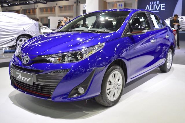 Toyota Vios 2018 tiếp tục đổ bộ châu Á - Ảnh 1.