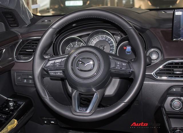 Mazda CX-9 giá 2,15 tỷ có gì để đấu Ford Explorer, Toyota Prado - Ảnh 16.