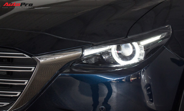 Mazda CX-9 giá 2,15 tỷ có gì để đấu Ford Explorer, Toyota Prado - Ảnh 7.