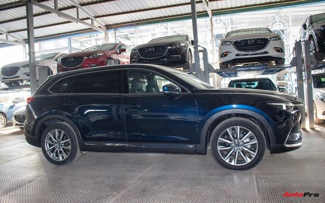 Mazda CX-9 giá 2,15 tỷ có gì để đấu Ford Explorer, Toyota Prado - Ảnh 4.