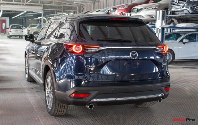 Mazda CX-9 giá 2,15 tỷ có gì để đấu Ford Explorer, Toyota Prado - Ảnh 8.