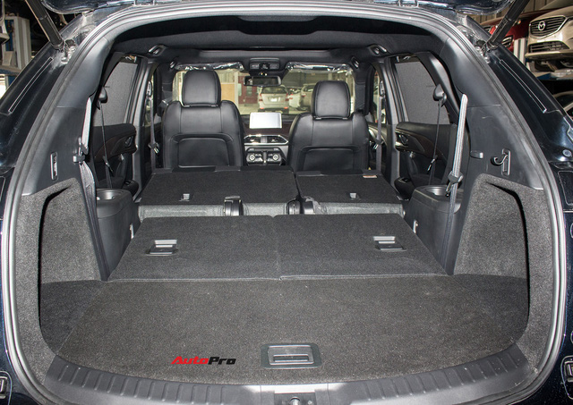 Mazda CX-9 giá 2,15 tỷ có gì để đấu Ford Explorer, Toyota Prado - Ảnh 28.