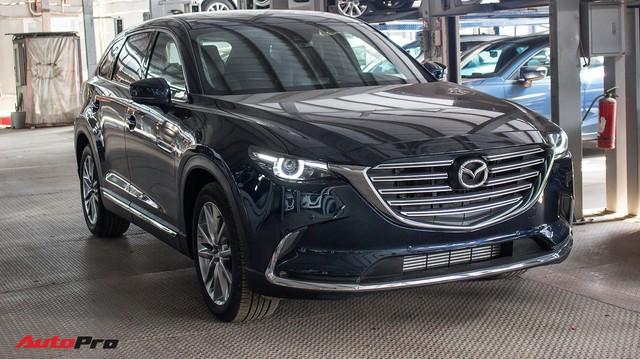 Mazda CX-9 giá 2,15 tỷ có gì để đấu Ford Explorer, Toyota Prado
