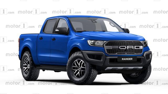 Ford nhá hàng Ranger Raptor trước thời điểm ra mắt
