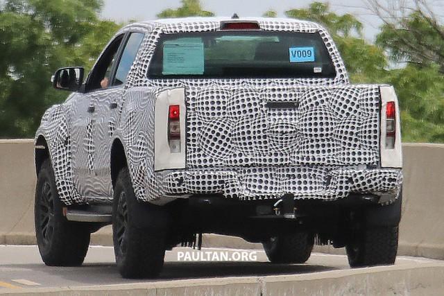 Ford nhá hàng Ranger Raptor trước thời điểm ra mắt - Ảnh 5.
