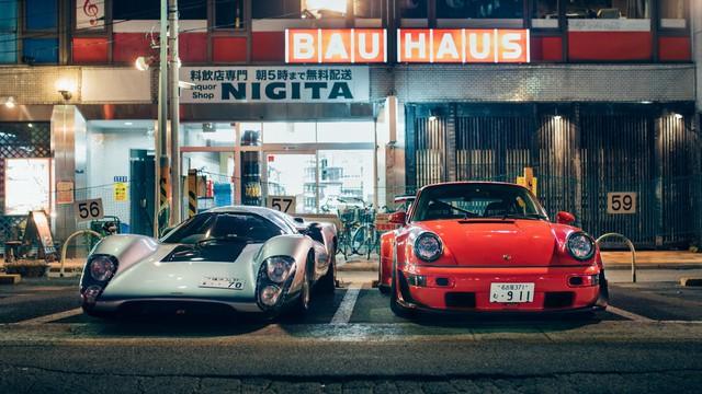 Người Nhật chơi siêu xe theo cách không giống ai - Ảnh 1.