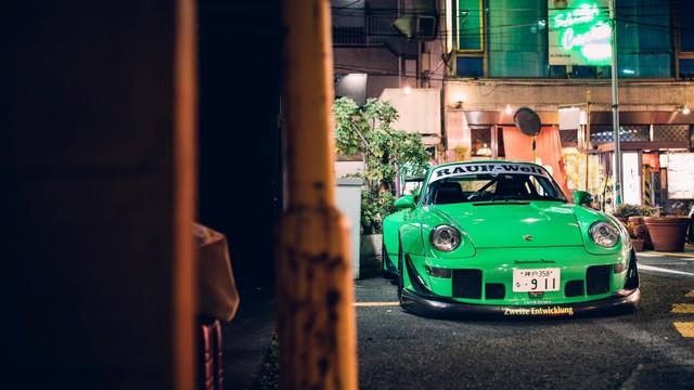 Người Nhật chơi siêu xe theo cách không giống ai - Ảnh 4.