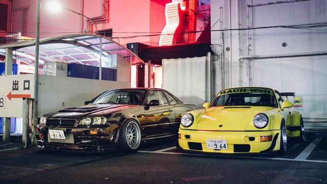 Người Nhật chơi siêu xe theo cách không giống ai - Ảnh 5.