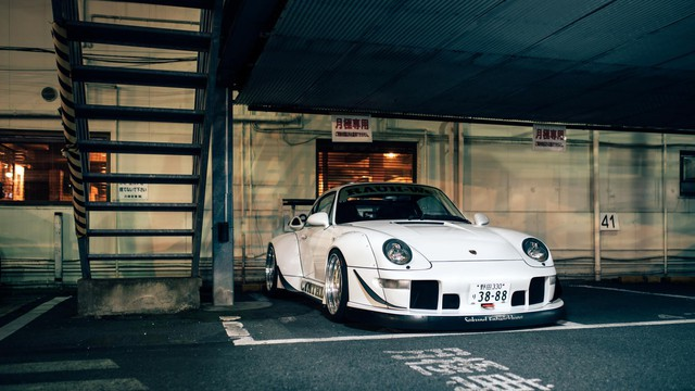 Người Nhật chơi siêu xe theo cách không giống ai - Ảnh 6.