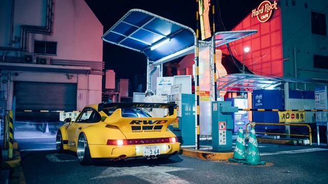 Người Nhật chơi siêu xe theo cách không giống ai - Ảnh 7.