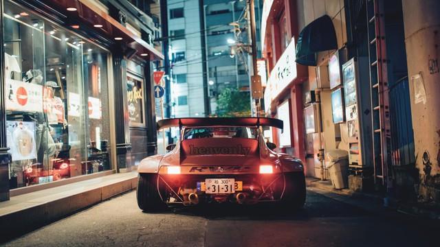 Người Nhật chơi siêu xe theo cách không giống ai - Ảnh 9.