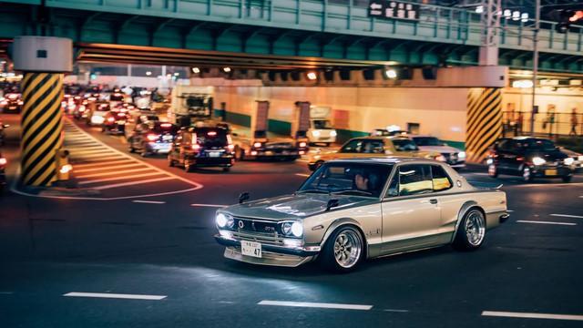 Người Nhật chơi siêu xe theo cách không giống ai - Ảnh 10.